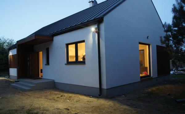 Dom parterowy, <span>Grodzisk Mazowiecki</span>