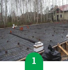 1 etap budowy domu Domikon