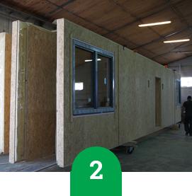 2 etap budowy domu Domikon