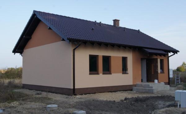 Dom z poddaszem, <span>Łowicz</span>