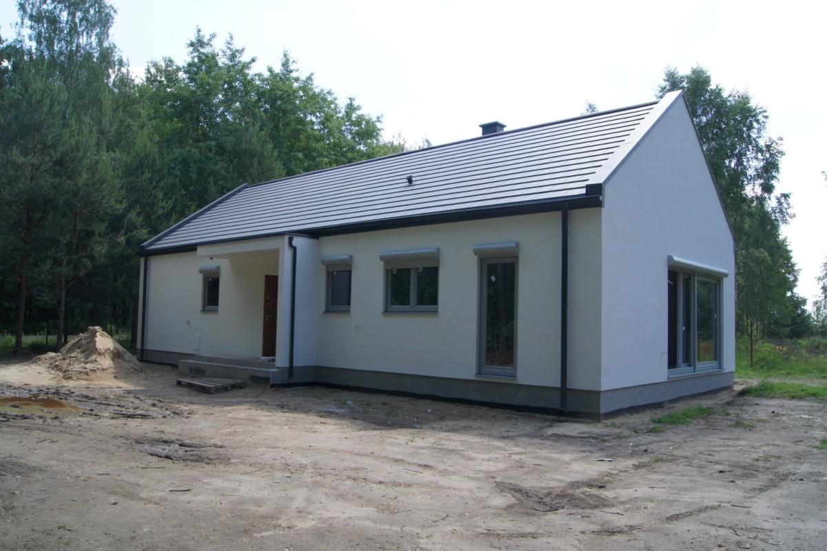 Domikon - Dom parterowy, <span>Łódź</span>
