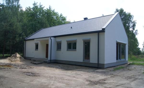 Dom parterowy, <span>Łódź</span>