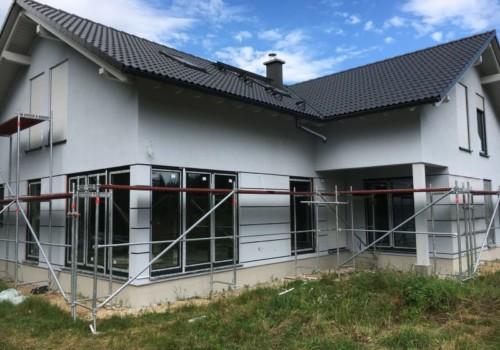 Następny dom w Warszawie