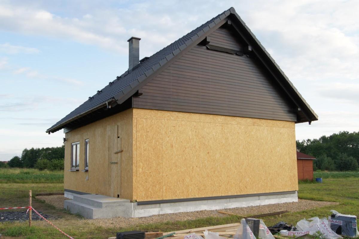 Domikon - Dom wolnostojący, <span>Chrzanów</span>