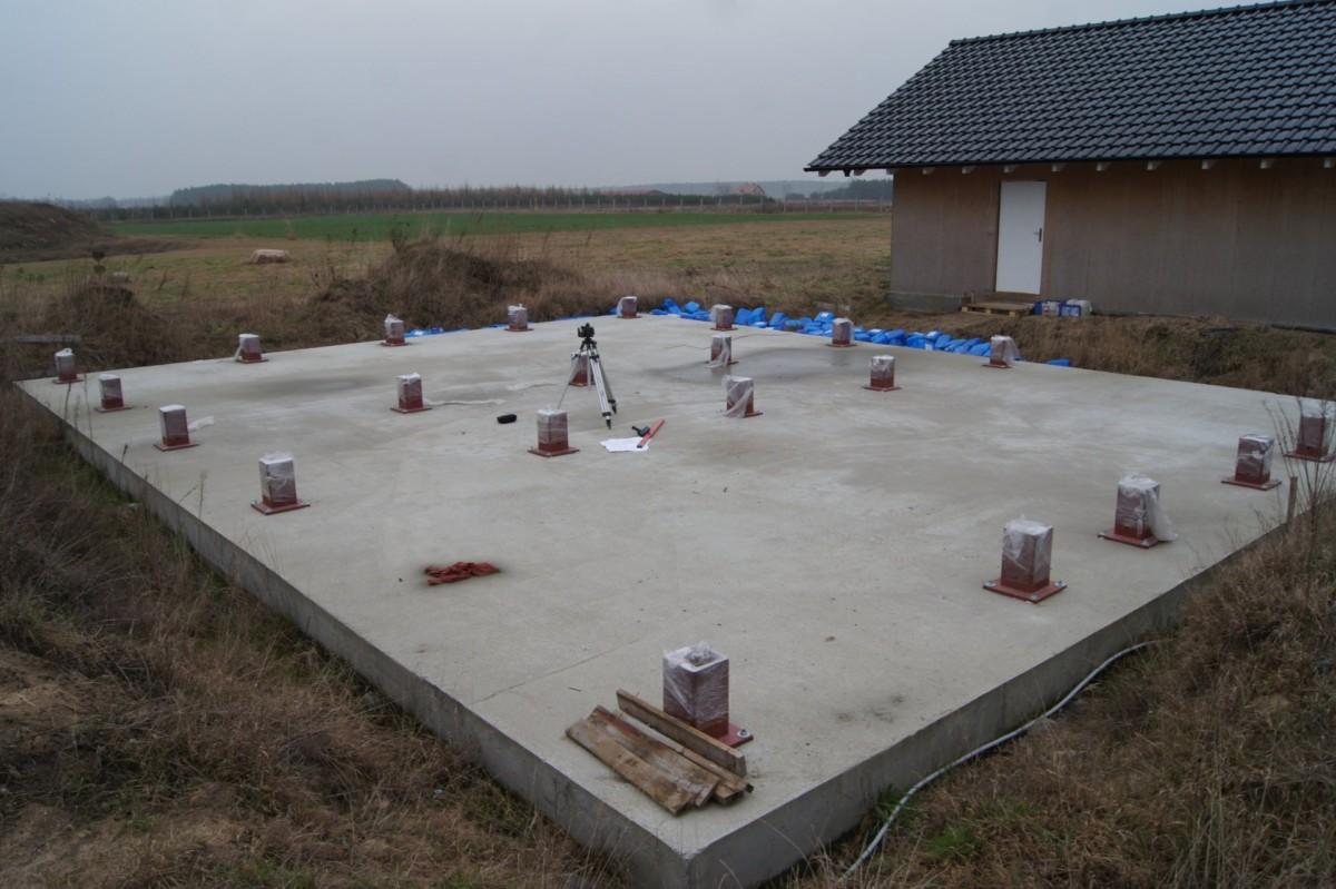 Domikon - Nowoczesny dom, <span>Głogów</span>