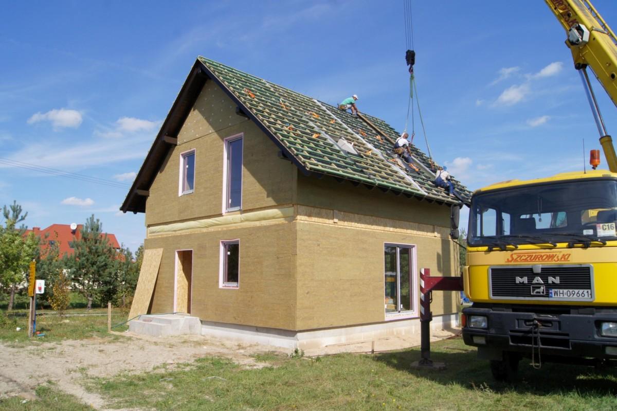 Domikon - Dom piętrowy, <span>Grodzisk Mazowiecki</span>
