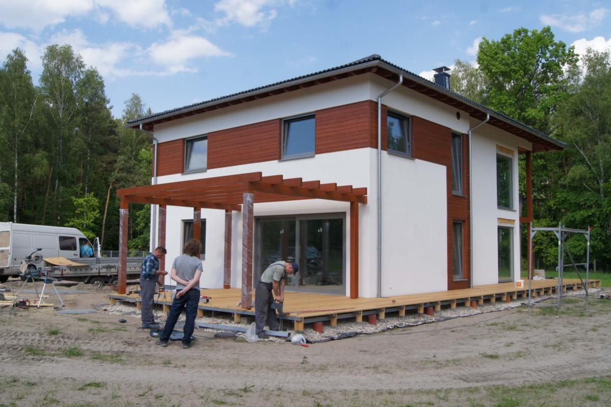 Domikon - Nowoczesny dom, <span>Grójec</span>