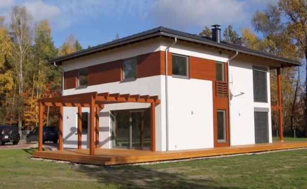 Nowoczesny dom, <span>Grójec</span>