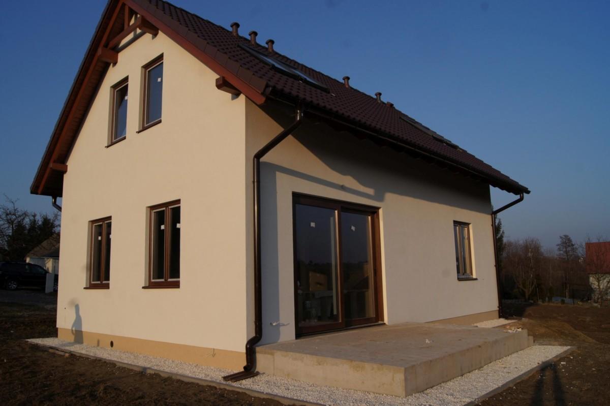 Domikon - Dom wolnostojący, <span>Kraków</span>
