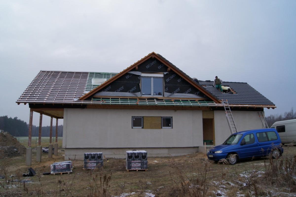 Domikon - Dom z poddaszem użytkowym, <span>Łódź</span>