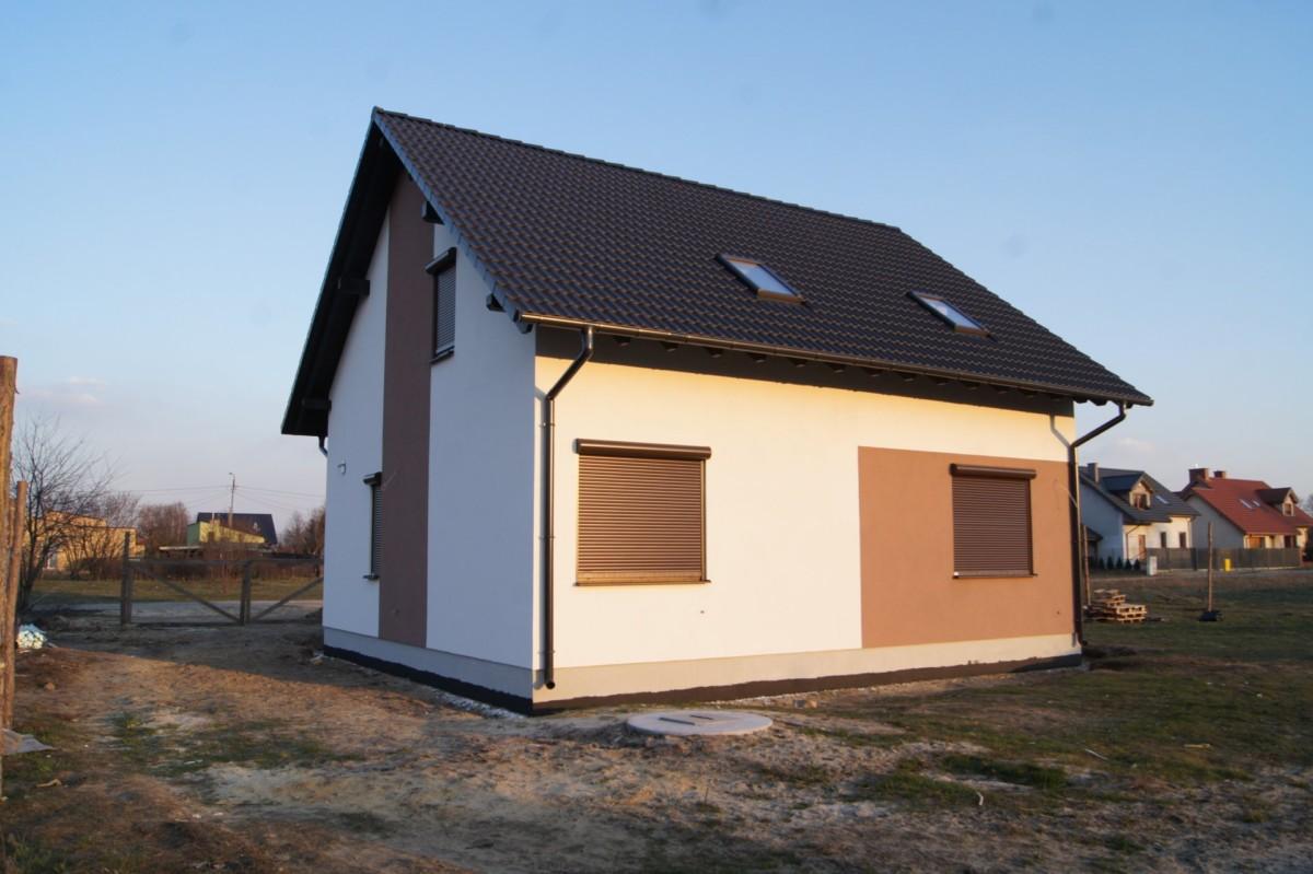 Domikon - Dom prefabrykowany, <span>Łódź</span>