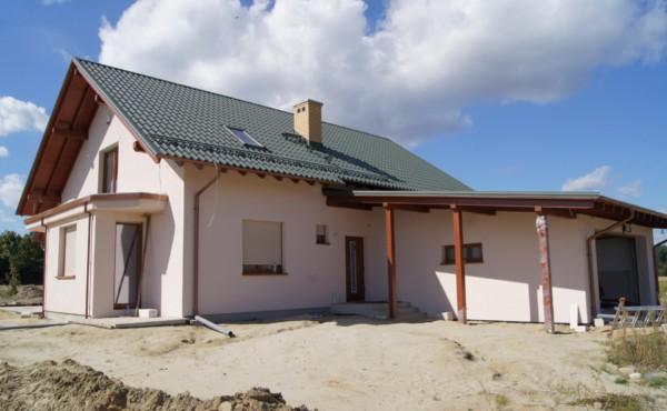 Dom z garażem, <span>Lubartów</span>