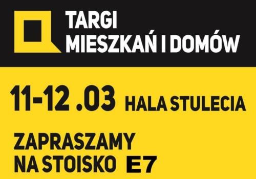 Zapraszamy na Targi we Wrocławiu 11-12 marca 2017