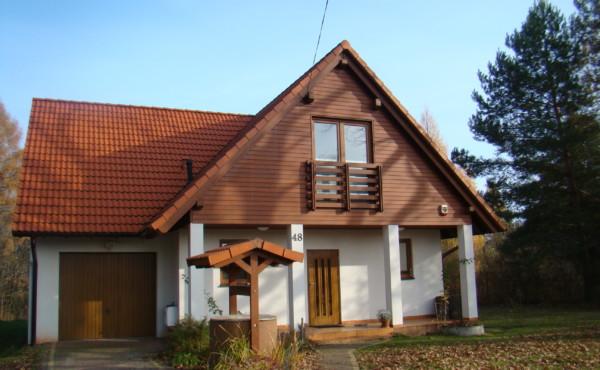 Drewniany dom, <span>Skierniewice</span>