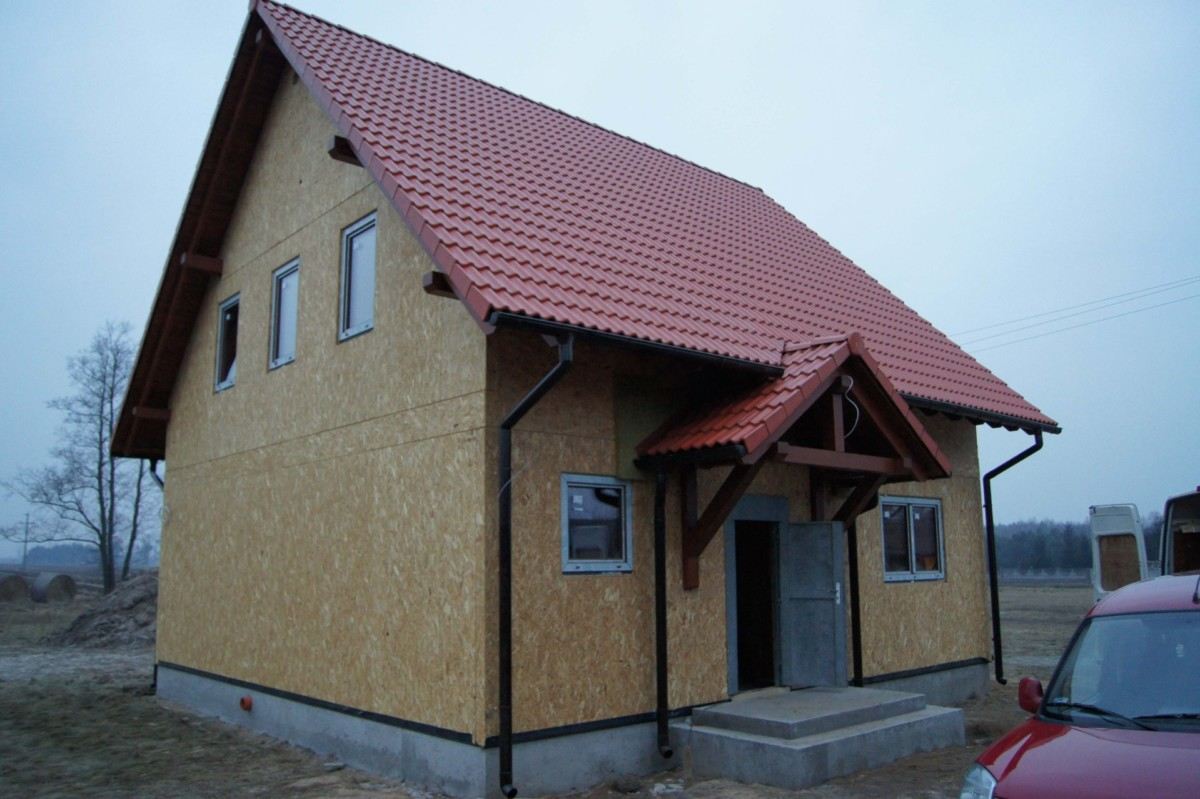 Domikon - Dom wolnostojący, <span>Łódź</span>