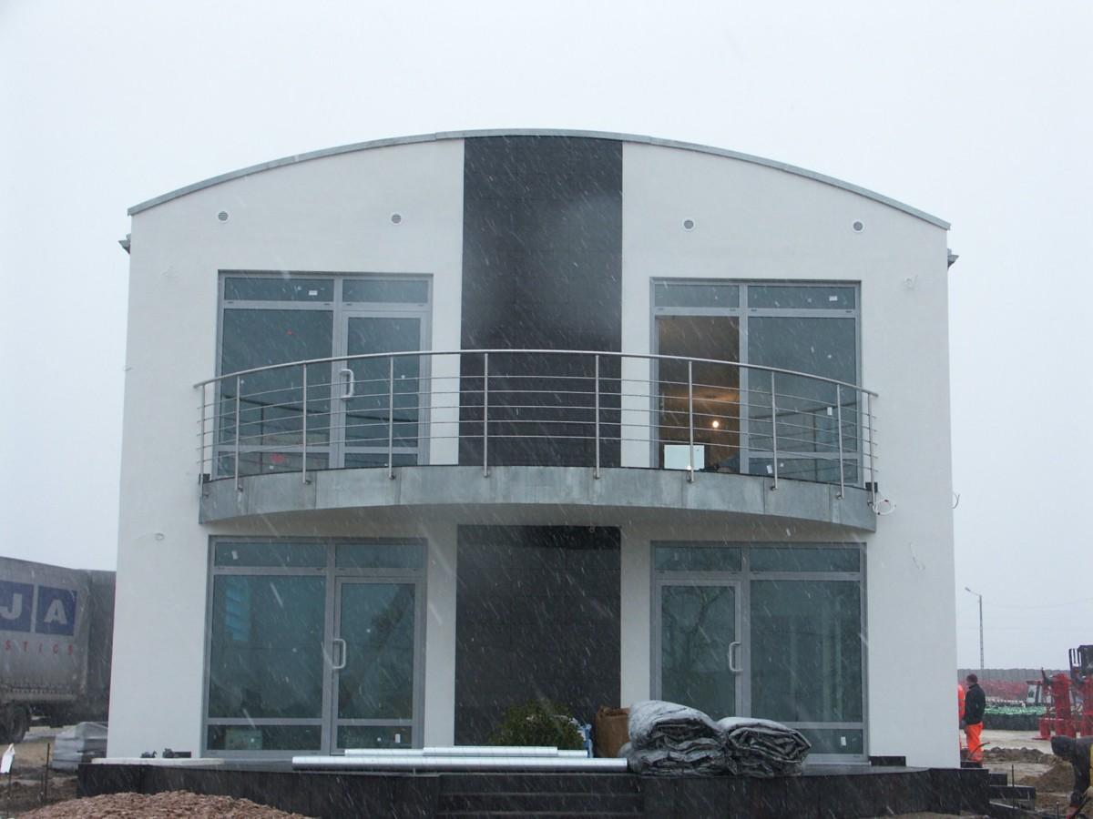 Domikon - Budynek użytkowy, <span>Opoczno</span>