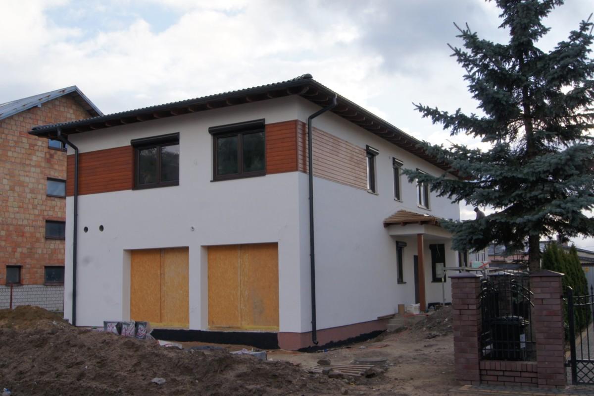 Domikon - Dom piętrowy, <span>Otwock</span>