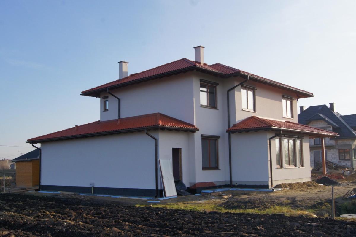 Domikon - Dom piętrowy, <span>Ożarów Mazowiecki</span>