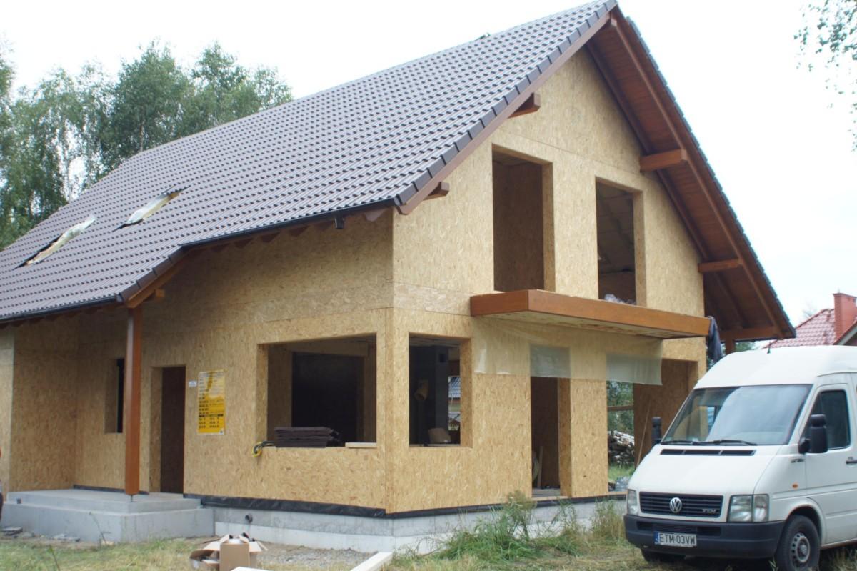 Domikon - Dom z poddaszem, <span>Poznań</span>