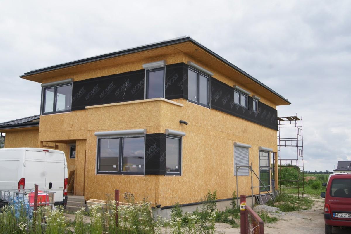 Domikon - Nowoczesny dom, <span>Poznań</span>