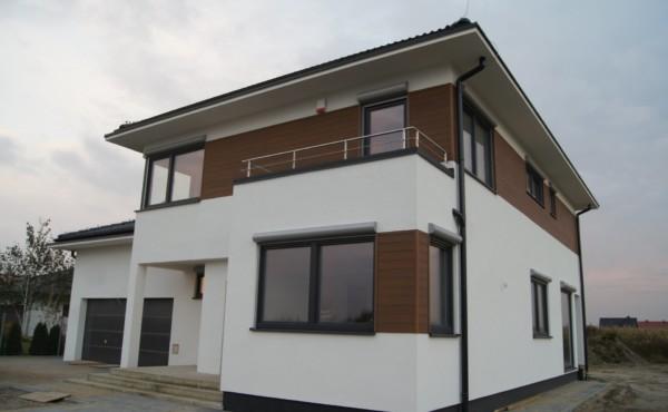 Nowoczesny dom, <span>Poznań</span>