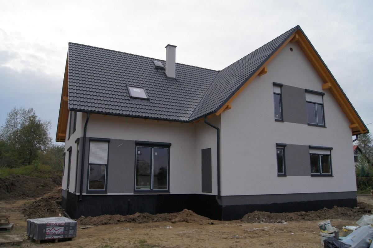 Domikon - Dom z poddaszem użytkowym, <span>Przemyśl</span>