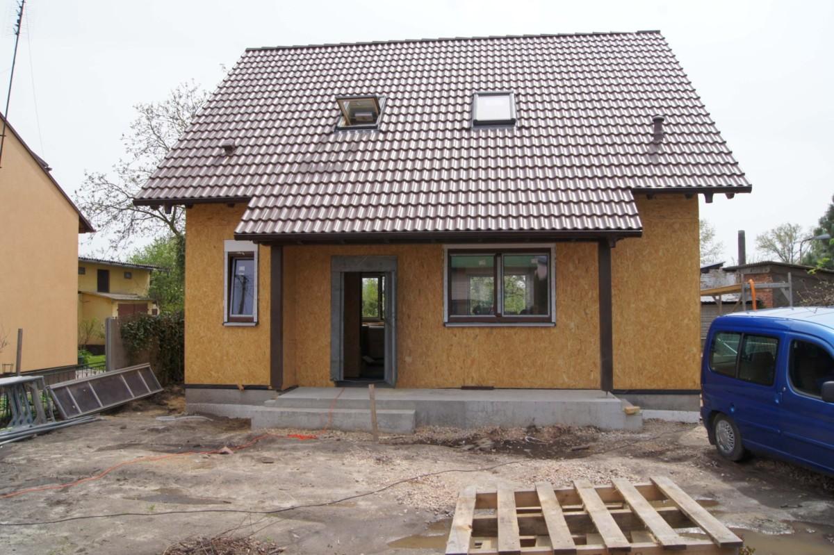 Domikon - Dom rodzinny, <span>Tomaszów Mazowiecki</span>