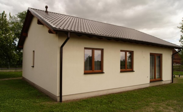 Dom parterowy, <span>Toruń</span>
