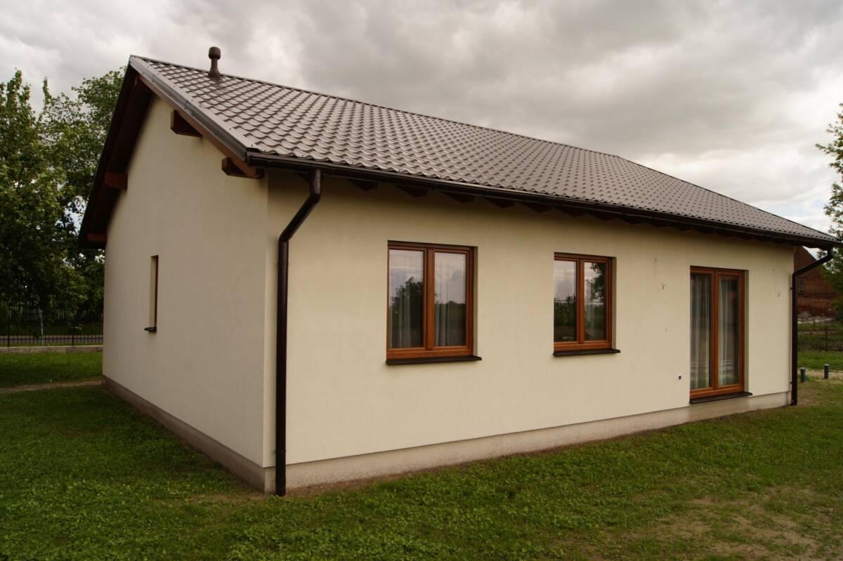 Wszystkie nowe Dom parterowy, Toruń – Domikon – Energooszczędne domy budowane pod CY15