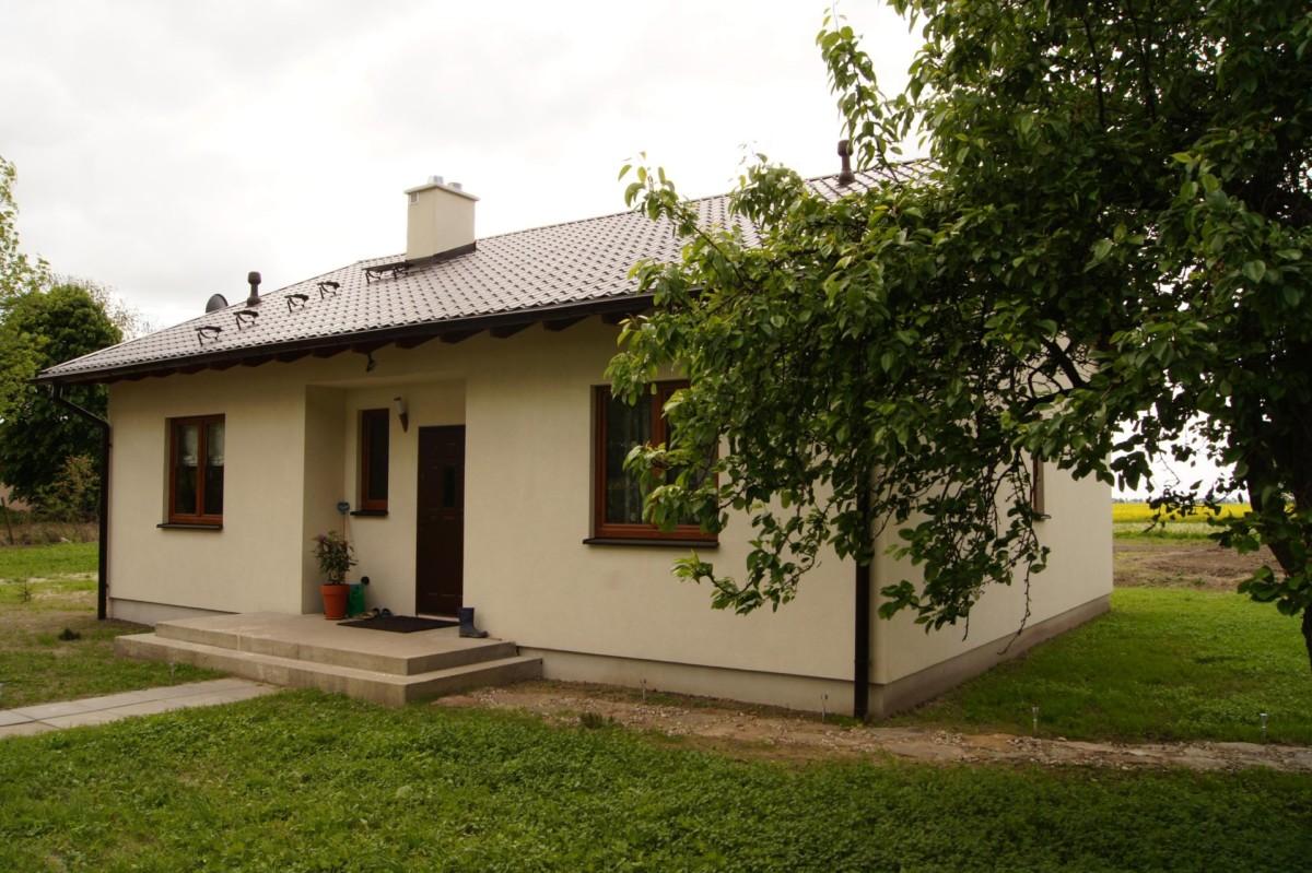 Domikon - Dom parterowy, <span>Toruń</span>