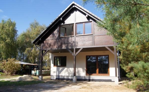 Dom drewniany, <span>Warszawa</span>