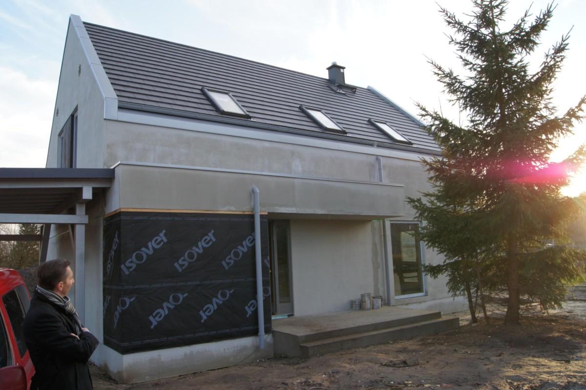 Domikon - Dom z poddaszem użytkowym, <span>Warszawa</span>