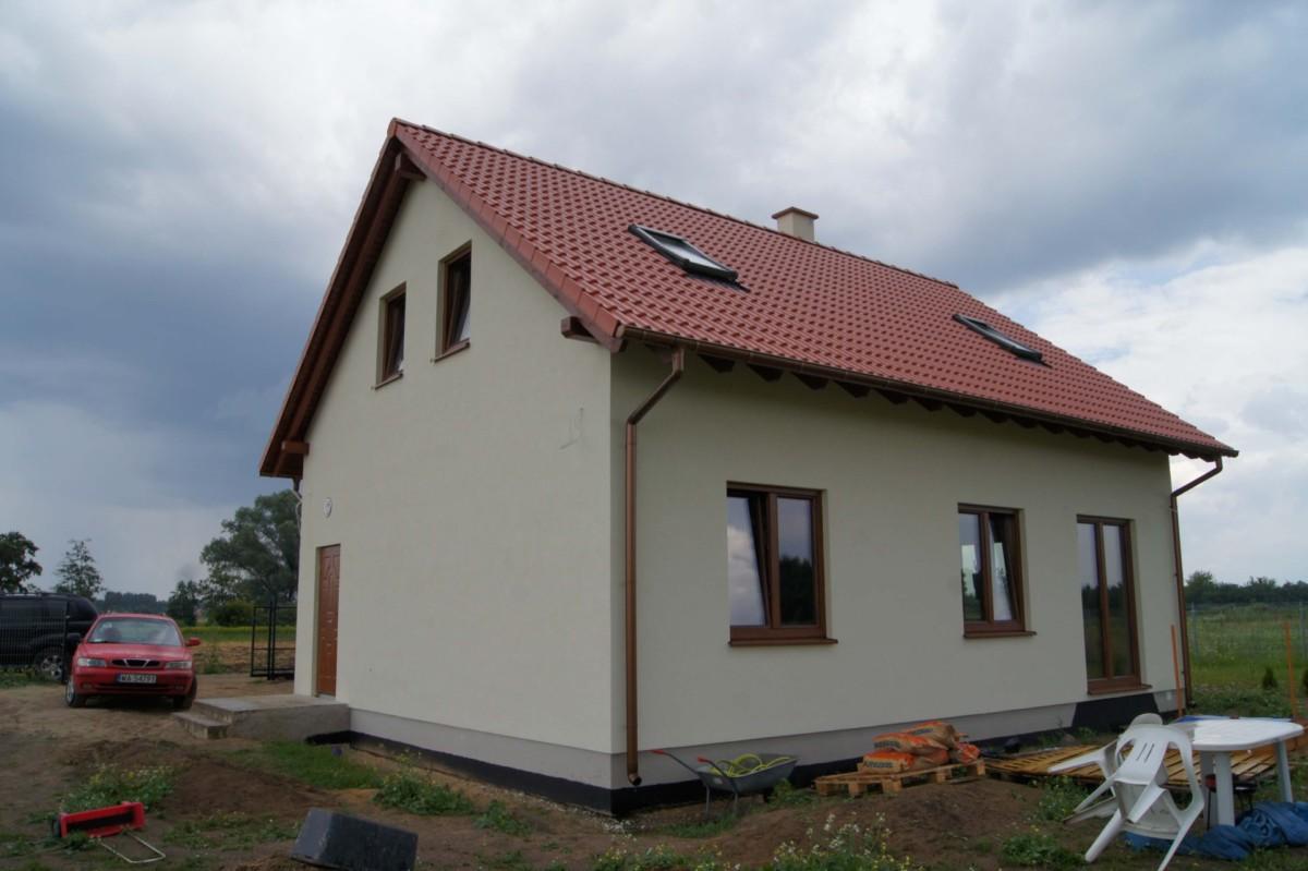 Domikon - Dom rodzinny, <span>Warszawa</span>