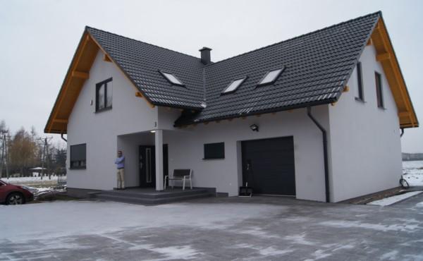 Nowoczesny dom rodzinny, <span>Wrocław</span>