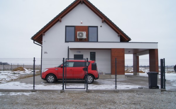 Dom z poddaszem użytkowym, <span>Wrocław</span>