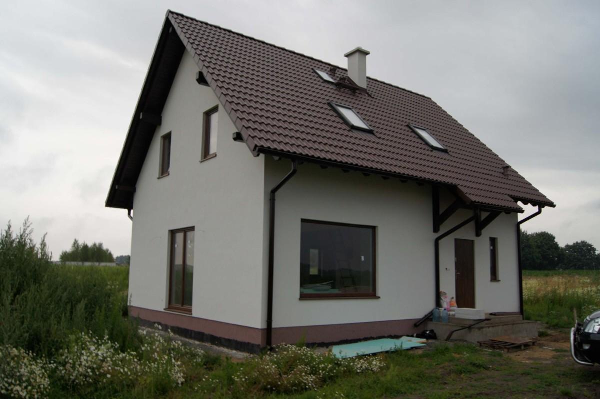 Domikon - Dom z poddaszem użytkowym, <span>Wrocław</span>