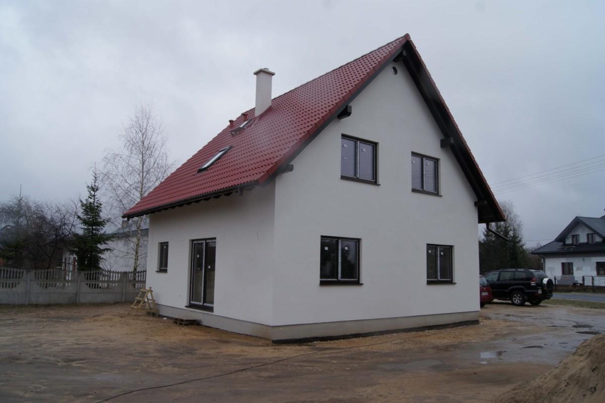 Domikon - Dom z poddaszem użytkowym, <span>Wyszków</span>