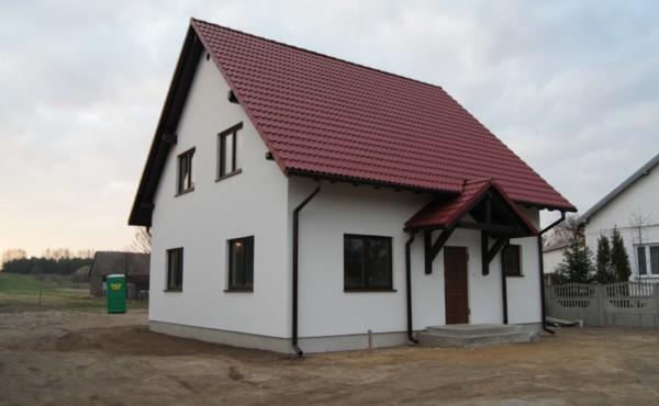 Dom z poddaszem użytkowym, <span>Wyszków</span>