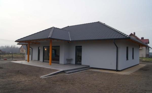 Nowoczesny Dom Parterowy, <span>Zabrze</span>