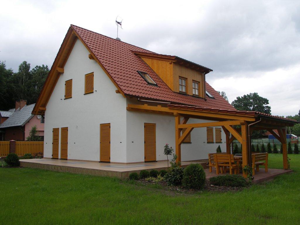 Domikon - Dom z żółtymi okiennicami, Gdańsk