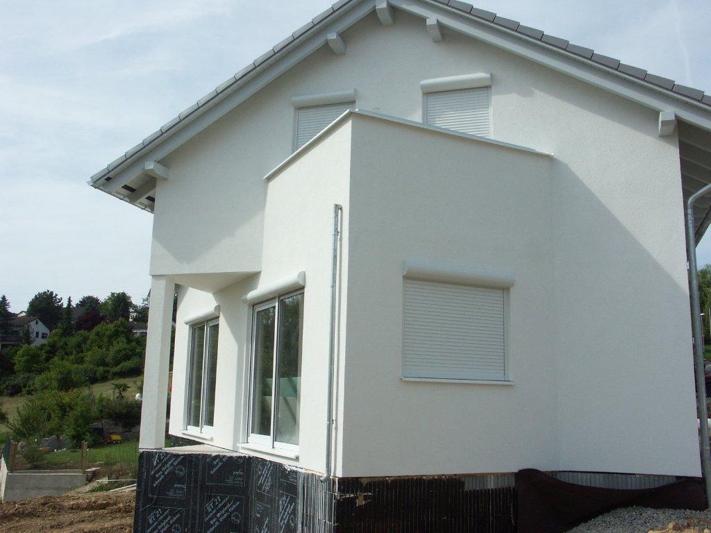 Domikon - Dom wg projektu indywidualnego, Niemcy Lorrach