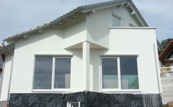 Dom wg projektu indywidualnego, Niemcy Lorrach