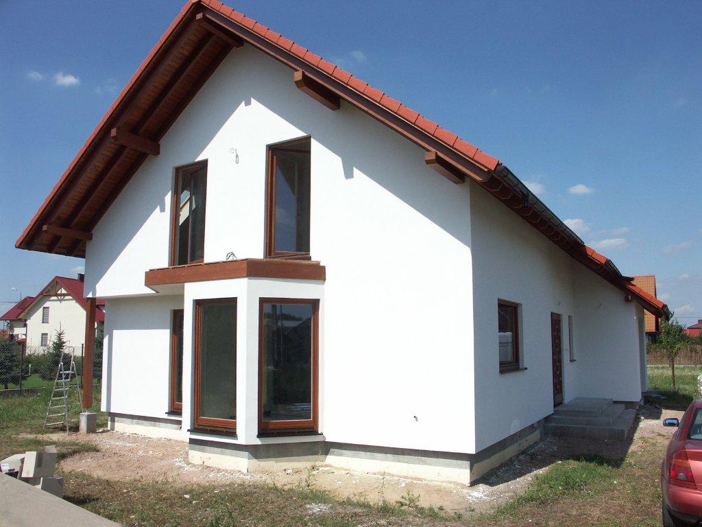 Domikon - Dom jednorodzinny z garażem, Warszawa Babice