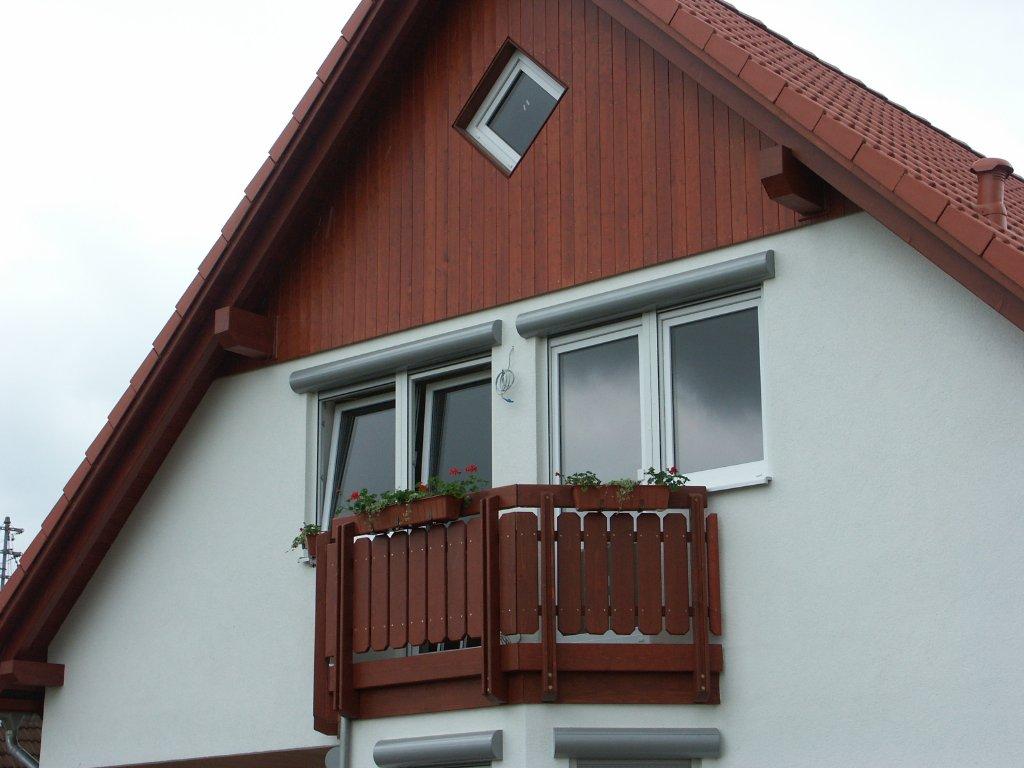 Domikon - Duży dom rodzinny, Niemcy  Bamberg