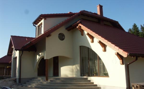 Dom jednorodzinny, Olsztyn