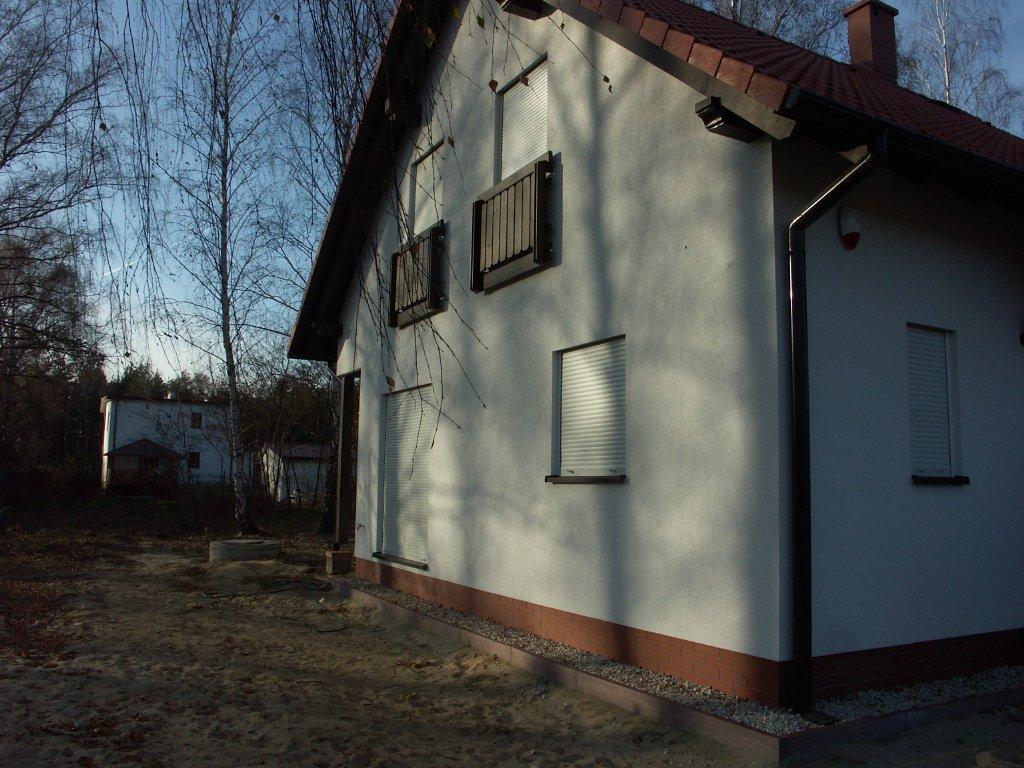 Domikon - Dom jednorodzinny, Warszawa Białołęka