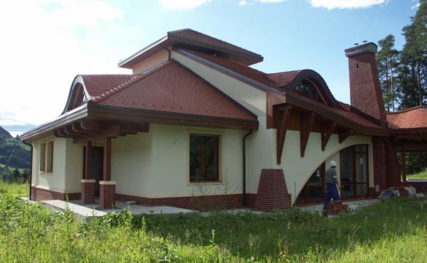 Duży dom jednorodzinny, Słowenia Izlake