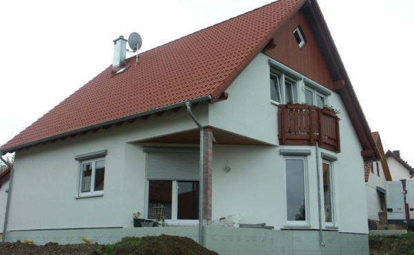 Duży dom rodzinny, Niemcy  Bamberg