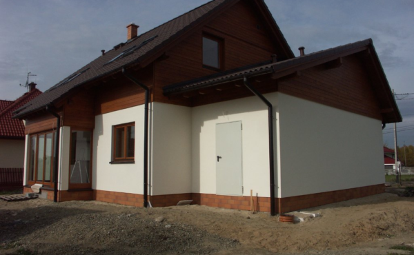 Dom jednorodzinny, Mikołów
