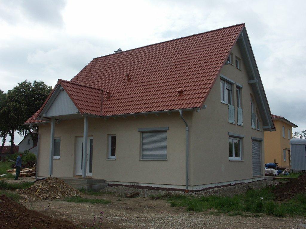 Domikon - Dom z garażem jednostanowiskowym, Niemcy Dilingen